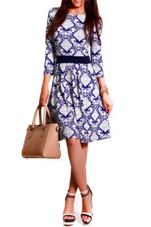 Платье FRANCESCA LUCINI. Цвет: паленсия