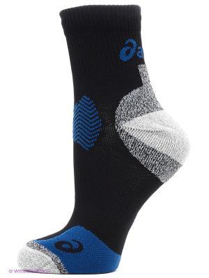 Носки Fujitrail Sock ASICS. Цвет: черный, синий