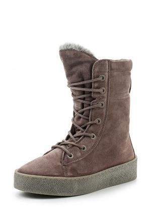 Ботинки Bronx. Цвет: коричневый