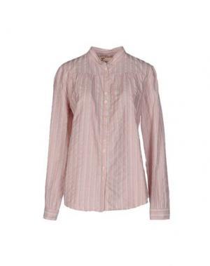 Pубашка LOCAL APPAREL. Цвет: пастельно-розовый
