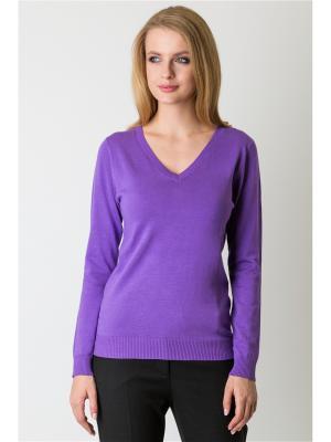 Пуловер Vis-a-vis. Цвет: лиловый