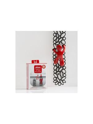 Ароматизатор/ULISSE/красный/PEPPERMINT Mr&Mrs Fragrance. Цвет: красный