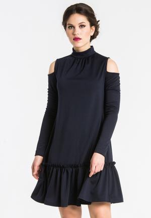Платье YuliaSway Yulia'Sway. Цвет: синий
