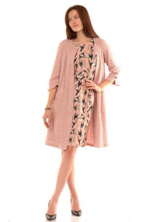 Комплект (кардиган + платье) Modeleani