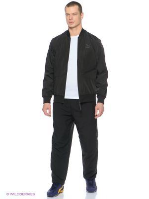 Куртка Evo Bomber Puma. Цвет: черный