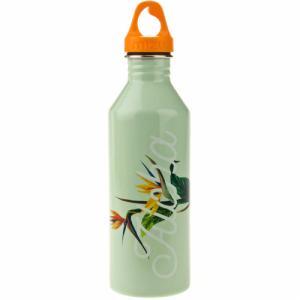 Бутылка Для Воды MIZU. Цвет: aloha glossy mint w lt orange loop cap