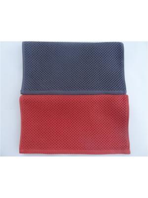 Полотенца кухонные A and C Collection. Цвет: красный, черный