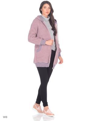 Куртка ALWERO. Цвет: сиреневый