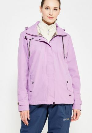 Куртка Torstai. Цвет: фиолетовый