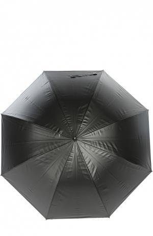 Зонт Burberry. Цвет: коричневый