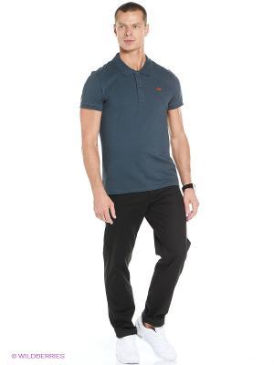 Брюки CHINO PANTS Adidas. Цвет: черный