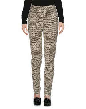 Повседневные брюки NATAN. Цвет: желтый