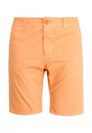 Шорты Fresh Brand. Цвет: оранжевый