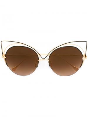 Солнцезащитные очки Quetzal Frency & Mercury. Цвет: металлический