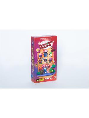Настольная игра Ресторация монстров Cosmodrome Games. Цвет: фиолетовый, красный, фуксия