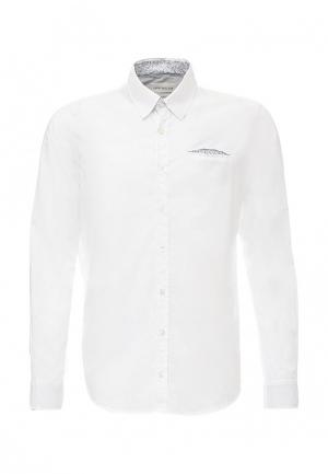Рубашка Harris Wilson. Цвет: белый