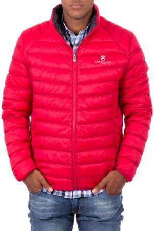 Куртка POLO CLUB С.H.A.. Цвет: красный