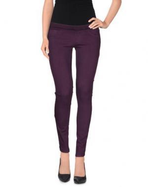 Джинсовые брюки MACCHIA J. Цвет: фиолетовый