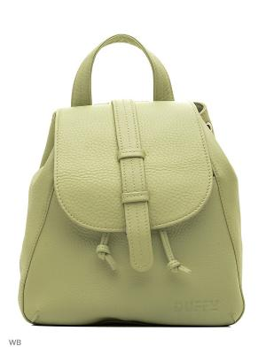 Рюкзак Duffy. Цвет: зеленый