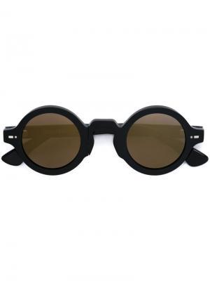 Солнцезащитные очки Movitra. Цвет: чёрный