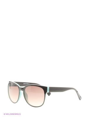 Солнцезащитные очки MS 01-305 07P Mario Rossi. Цвет: черный, коричневый