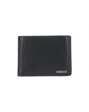 Бумажник NAVA. Цвет: стальной серый
