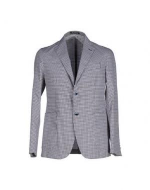 Пиджак BRANCACCIO C.. Цвет: белый