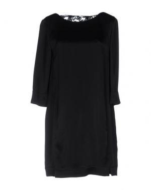 Короткое платье ...À_LA_FOIS.... Цвет: черный