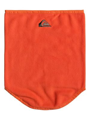 Снуд Quiksilver. Цвет: оранжевый, рыжий