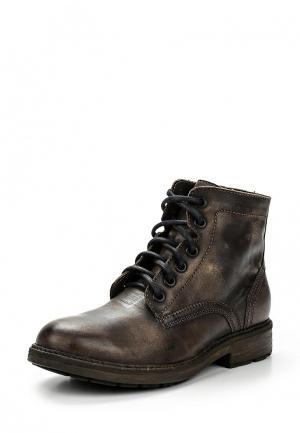 Ботинки Democrata. Цвет: коричневый