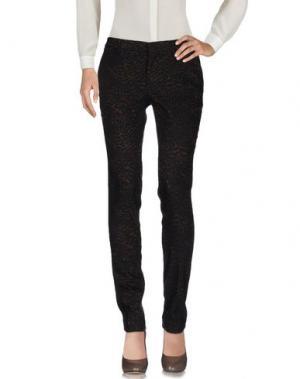 Повседневные брюки TAGLIATORE 02-05. Цвет: коричневый