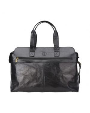 Дорожная сумка GIUDI. Цвет: черный