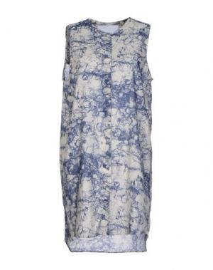 Короткое платье APRIL 77. Цвет: темно-синий