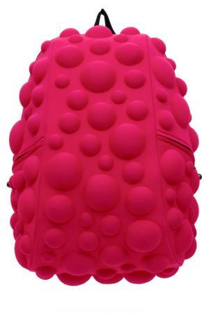 Рюкзак Bubble Full MadPax. Цвет: розовый, неон