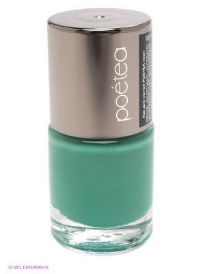 Лак для ногтей Поетеа НЕОН, тон 89 POETEQ. Цвет: зеленый