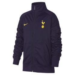 Футбольная куртка для школьников Tottenham Hotspur FC Nike. Цвет: пурпурный