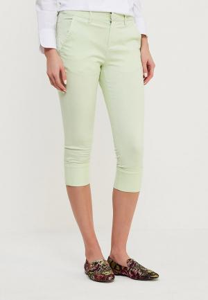 Капри Sacks Sack's. Цвет: зеленый