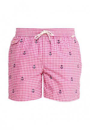 Шорты для плавания Polo Ralph Lauren. Цвет: розовый