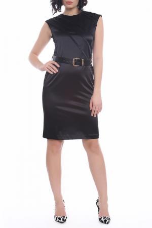 Платье Moda di Chiara. Цвет: black