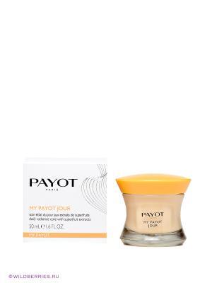 Средство дневное для улучшения цвета лица PAYOT. Цвет: персиковый