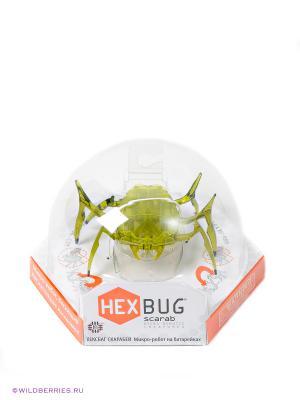 Микро-робот Скарабей HEXBUG. Цвет: светло-зеленый