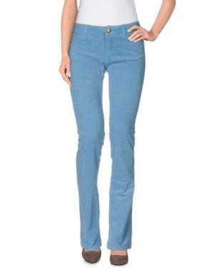 Повседневные брюки BASICON. Цвет: пастельно-синий