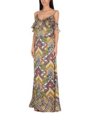 Пляжное платье MISS BIKINI. Цвет: белый
