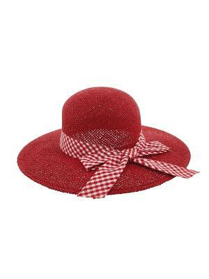 Шляпа R.Mountain. Цвет: красный