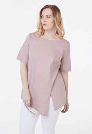 Блуза Fly. Цвет: розовый