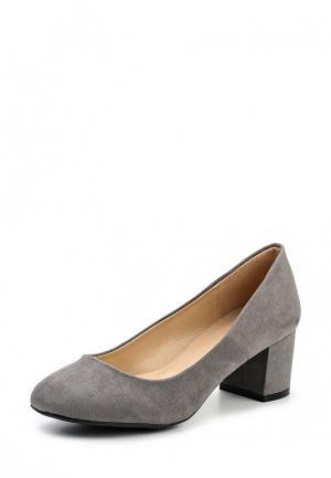 Туфли Dorothy Perkins. Цвет: серый