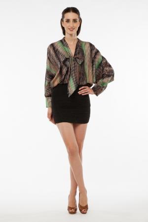 Skirt-Dress Liquorish. Цвет: multi_black