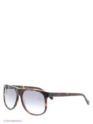 Очки солнцезащитные IS 11-193 07P Enni Marco. Цвет: коричневый