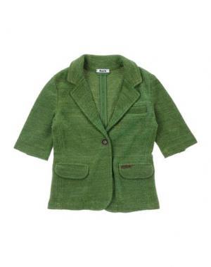 Пиджак BARK. Цвет: зеленый