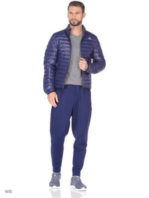 Куртка D JACKET LIGHT MIDGRE Adidas. Цвет: серый